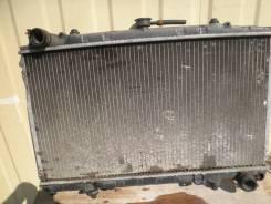 Радиатор охлаждения двигателя. Nissan 180SX, PRS13 Двигатель SR20DET