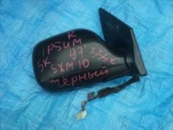 Зеркало заднего вида боковое. Toyota Ipsum, CXM10, CXM10G, SXM10, SXM10G, SXM15, SXM15G Двигатели: 3CTE, 3SFE