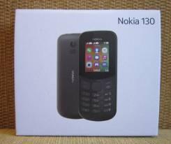 Nokia 130. Новый, до 8 Гб, Красный, Черный, Dual-SIM, Кнопочный