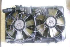 Радиатор охлаждения двигателя. Toyota Aristo, JZS161, JZS160 Двигатели: 2JZGTE, 2JZGE