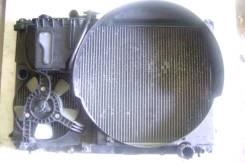Радиатор охлаждения двигателя. Toyota Crown, JZS171, JZS171W Двигатели: 1JZFSE, 1JZGE
