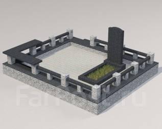 Изготовление и установка памятников, оградок, опалубок (Рассрочка без%