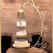 Свадебные торты, капкейки, сладкий стол на заказ.