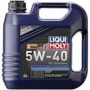 Liqui Moly Optimal Synth. 5W-40, синтетическое, 4,00л.