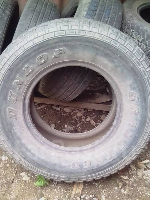Dunlop Grandtrek TG28. Всесезонные, 2002 год, 40%, 1 шт