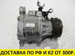 Компрессор кондиционера. Subaru Legacy, BL5, BP5, BP9 Двигатели: EJ203, EJ204, EJ20C, EJ20X, EJ20Y, EJ253