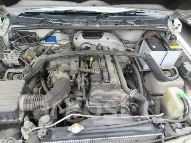 двигатель на mazda proceed levante