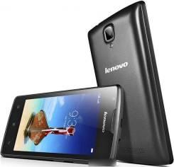 Lenovo A1000. Б/у, 8 Гб, Черный, Dual-SIM