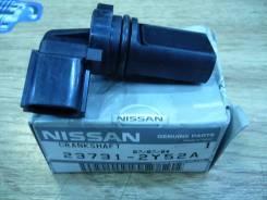 Датчик положения коленвала. Nissan: Cedric, Pathfinder, Terrano, Ambulance, Elgrand, Cefiro, Gloria Infiniti QX4, JR50 Двигатели: VQ25DD, VQ30DD, VQ35...