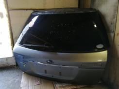 Дверь багажника. Subaru Legacy, BP, BP5, BP9, BPE, BPH