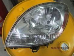 Фара левая Renault Kangoo (7701069086)