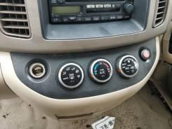 Блок управления климат-контролем. Nissan Serena, RC24, TC24, TNC24 Двигатели: QR20DE, QR25DE