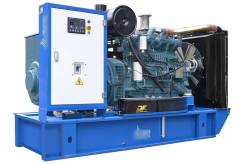 Аренда дизельных бензиновых и газовых генераторов 20-200 кВт