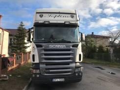 Scania R420. Скания, 12 000куб. см., 19 000кг., 4x2