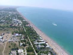 Земельный участок на Черноморском побережье. Вторая береговая линия. 1 000кв.м., собственность, электричество, вода