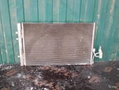 Радиатор кондиционера. BMW X3