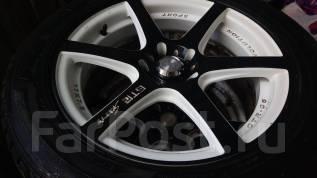 """RS Wheels. 7.5x17"""", 5x114.30, ET-40"""