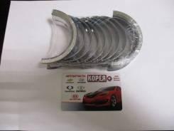 Вкладыши коренные. Kia Bongo Kia Pregio Kia K-series Hyundai: H1, Starex, Porter II, Galloper, HD, Grace, H100, Libero, Porter, Terracan Двигатели: 4D...