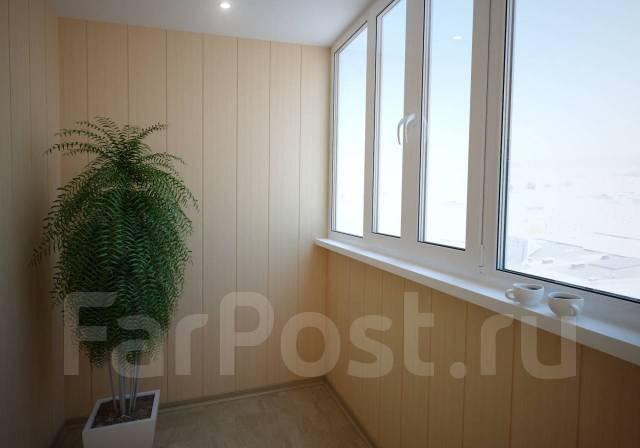 Ремонт балконов в хабаровске остекление балкона видное цена