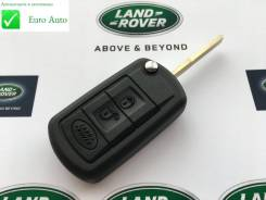 Корпус ключа. Land Rover Discovery, L319 Land Rover Range Rover Sport, L320, L494 Двигатели: 428PS, 508PS, 448DT, 368DT, SI4, 30DDTX, 448PN, SDV6, LRV...