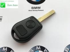 Корпус ключа. BMW 8-Series, E31 BMW 5-Series, E34, E39 BMW 3-Series, E36, E36/2, E36/2C, E36/3, E36/4, E36/5, E46, E46/2, E46/2C, E46/3, E46/4, E46/5...