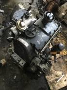 Двигатель в сборе. Volkswagen Golf Двигатель ASZ