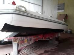 Грамотный ремонт надувных лодок ПВХ, РИБ, доски SUP любой сложности