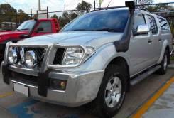 Шноркель. Nissan Pathfinder, R51, R51M Nissan Terrano Nissan Navara, D40, D40M Nissan NP300. Под заказ