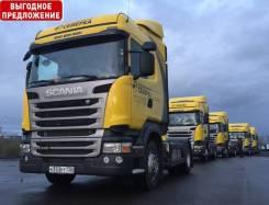 Scania R440. седельный тягач, 12 740куб. см., 10 809кг., 4x2