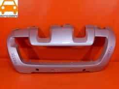 Накладка переднего бампера Renault Duster