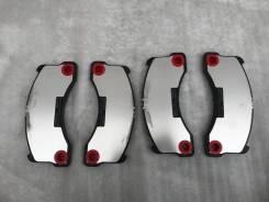 Колодки тормозные. Volkswagen Touareg, 7P5 Porsche Cayenne Porsche Panamera Двигатели: BAR, BGU, CASA, CASB, CASD, CATA, CEGA, CGEA, CGFA, CGNA, CGRA...