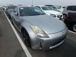 Nissan Fairlady Z. автомат, задний, 3.5, бензин, 185тыс. км, б/п, нет птс. Под заказ