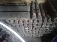 Продам резиновые накладки на стальную гусеницу Hitaci 75Londi