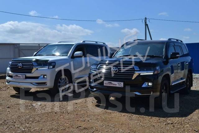 Кузовной комплект. Toyota Land Cruiser, GRJ200, J200, URJ200, URJ202, URJ202W, UZJ200, UZJ200W, VDJ200