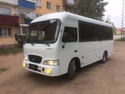 Hyundai County. Продам отличный автобус, использовался на предприятии, 18 мест, В кредит, лизинг