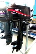 HDX. 5,00л.с., 2-тактный, бензиновый, нога S (381 мм), 2018 год год