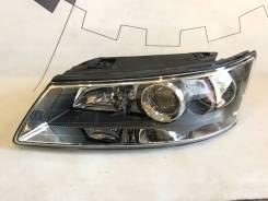 Фара. Hyundai Sonata, NF Двигатели: G4KD, G4KE, G6DB