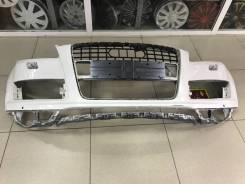 Бампер. Audi Q7, 4LB Двигатели: CCFA, CCFC, CCGA, CJGD, CJTB, CJTC, CJWB, CJWC, CLZB, CNAA, CRCA, CTWA