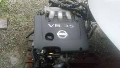 Двигатель в сборе. Nissan Murano, PNZ50, PZ50 Двигатель VQ35DE