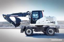 Hidromek HMK 140W. Продается колесный экскаватор . Под заказ