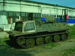 ГАЗ 73. Буровая на