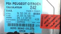 Блок управления электроусилителем руля Citroen C2