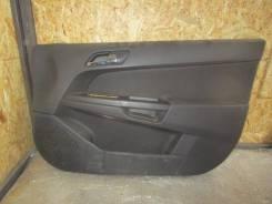 Обшивка двери передней правой Opel Astra H 2004