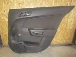 Обшивка двери задней правой Opel Astra H 2004