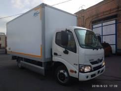 Hino 300. Продается изотермический фургон в Санкт-Петербурге, 1 235кг., 4x2. Под заказ