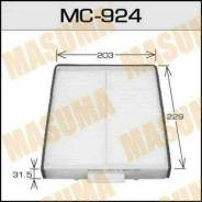 Фильтр салона crv rd 1,2 (пластик. корпус) Masuma арт. AC-801(MC-924)