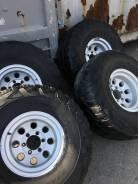 """Продам комплект 35 колес. 10.0x15"""" 6x139.70 ET-46 ЦО 110,0мм."""