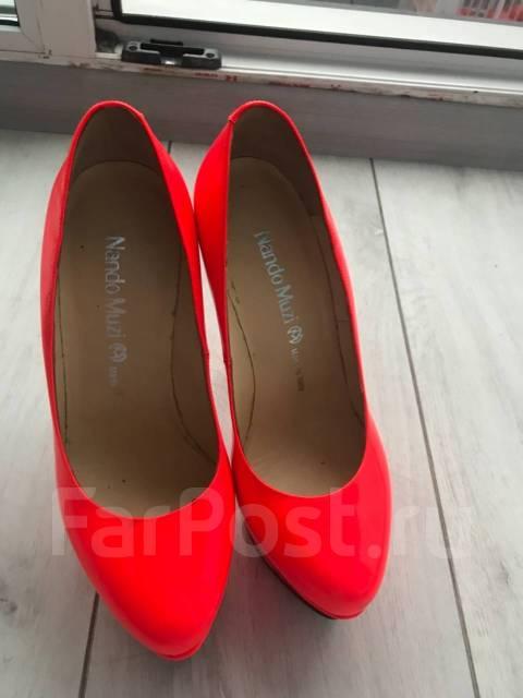 f68907ce Туфли Nando Muzi оригинал - Обувь во Владивостоке