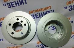 Диск тормозной. BMW 1-Series, F20, F21 BMW 2-Series, F22, F23 Двигатели: B38B15, N13B16