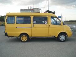 ГАЗ ГАЗель Пассажирская. Газель ГАЗ 322132, пассажирская 13 мест, 13 мест